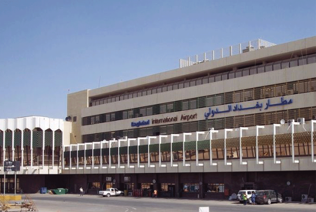 Die Azkoyen ist jetzt mit ihren Heiß- und Kaltgetränkeautomaten am Internationalen Flughafen Bagdad vertreten