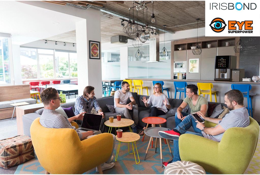 Azkoyen und Irisbond präsentieren die erste Kaffeemaschine mit Eye-Tracking auf dem Mobile World Congress